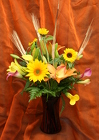 Bountiful Harvest Bouquet from Mischler's Florist and Greenhouses in Williamsville, NY