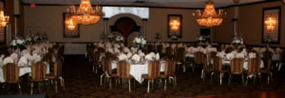 Banquet Room from Mischler's Florist and Greenhouses in Williamsville, NY