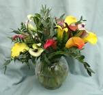 Classy Calla - Mixed from Mischler's Florist and Greenhouses in Williamsville, NY