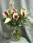 Classy Calla - Purple from Mischler's Florist and Greenhouses in Williamsville, NY