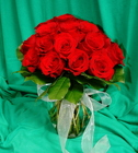 Rose Arrangement from Mischler's Florist and Greenhouses in Williamsville, NY
