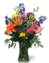 Summer Mix Arrangement from Mischler's Florist and Greenhouses in Williamsville, NY