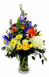 Summer Spectacular from Mischler's Florist and Greenhouses in Williamsville, NY