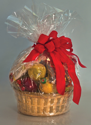Fruit & Goodie Basket from Mischler's Florist and Greenhouses in Williamsville, NY