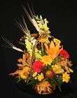 Thanksgiving Basket from Mischler's Florist and Greenhouses in Williamsville, NY